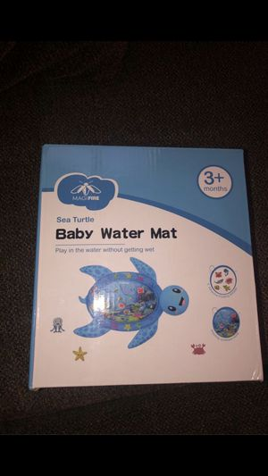 Tummy Time Water Matt for Sale in Stockton, CA