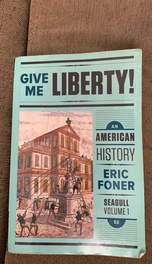 Give Me Liberty! for Sale in Houston, TX