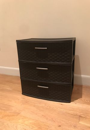 Plastic storage drawers for Sale in Brooklyn, NY