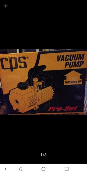 CPS VACUUM for Sale in Emory, TX