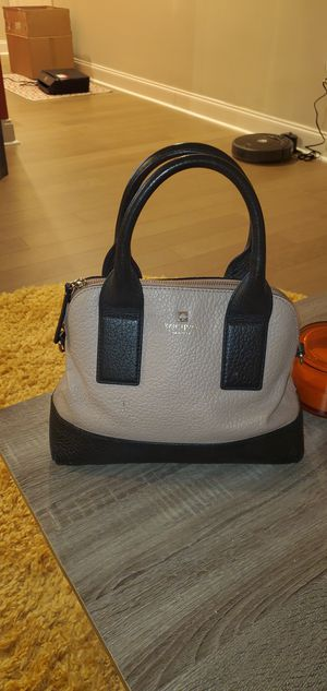 Kate spade pink/mauve and brown pebbled leather for Sale in McDonogh, MD