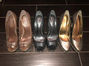 Aldo & Nine West Heels Size 8 for Sale in Covina, CA