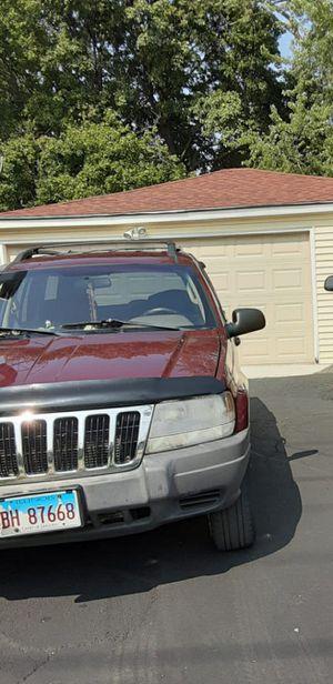 Jeep Grand Cherokee 2003 4.0 engine v6 miles 156 for Sale in Elgin, IL