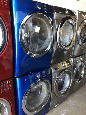 electrolux set with warranty for Sale in Houston, TX