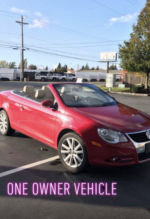 2007 Volkswagen EOS 185k for Sale in Tacoma, WA