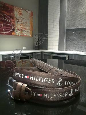 Tommy Hilfiger Unisex Belt Size 32-38 for Sale in Silver Spring, MD