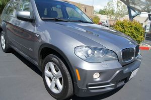 2007 BMW X5 3.0I AWD SUV CLEAN MUST SEE LOADED RUNS GREAT IN EXCELLENT CONDITON CLEAN INSIDE OUT NAVIGATION PUSH START CLEAN TITLE LOTS OF SERVICE RE for Sale in Sacramento, CA
