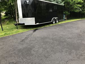 Brand New 2019 Enclose Trailer 8.5 x 20 FT for Sale in Shelton, CT