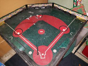 Baseball table for Sale in Clinton, IA