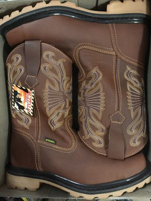 Buffalo Steel Toe Work Boots Size 6-12 for Sale in Paramount, CA