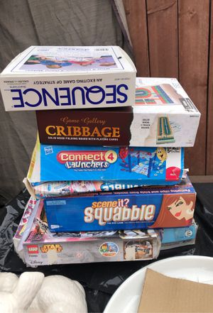 Random kid games for Sale in Long Beach, CA
