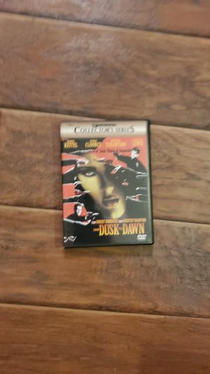 DVD - From Dusk Till Dawn for Sale in San Clemente, CA