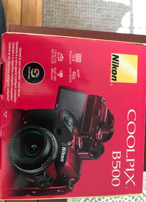 Nikon coolpix B500 for Sale in Berlin, MA