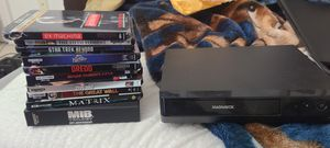 Magnavox 4k player and movie lot for Sale in Oakland Park, FL