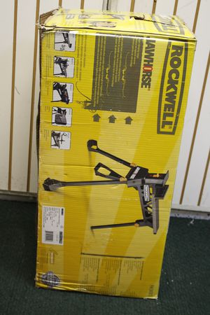 Rockwell RK9003 Jawhorse Portable Steel Saw Legs for Sale in Miami, FL