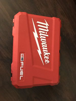 Milwaukee m18 FUEL 2-tool carrying case NEW for Sale in South Gate, CA