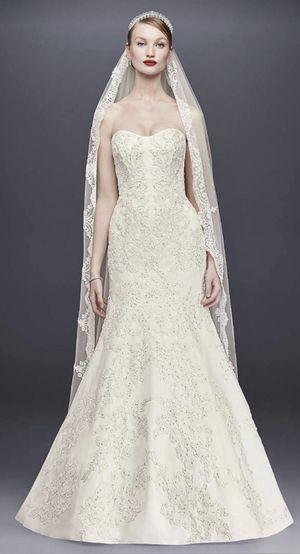BRAND NEW - NEVER WORN - NEVER ALTERED Wedding Dress for Sale in Boca Raton, FL