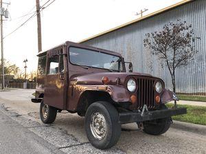 1970 Keizer Jeep Wrangler for Sale in Dallas, TX