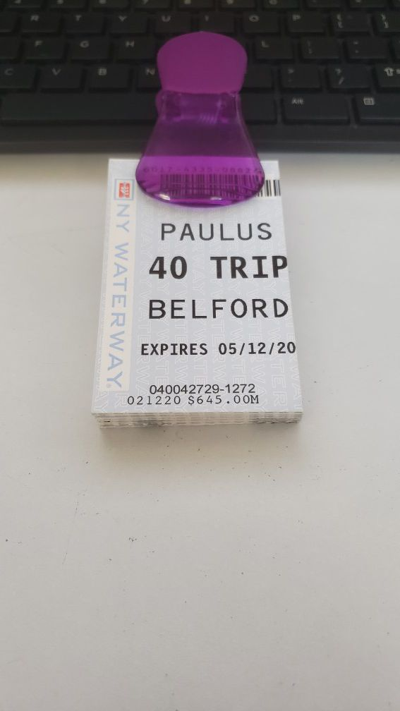 Belford Ferry tickets for sale