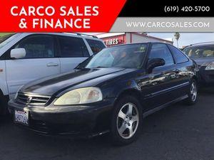 2000 Honda Civic for Sale in Chula Vista, CA