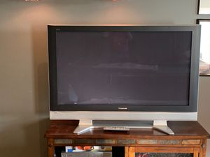 "Panasonic 50"" tv (not smart) for Sale in Cypress, TX"