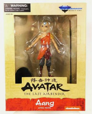 Avatar The Last Airbender Aang Action Figure by Nickelodeon for Sale in Kent, WA
