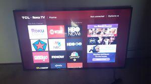 TCL ROKU TV for Sale in Walnut Creek, CA