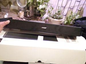 Bose sound bar for Sale in Denver, CO