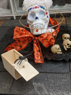Spider box pranks for Sale in Fresno, CA