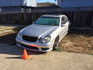 E55 amg Mercedes 2005 parting out for Sale in Pacifica, CA