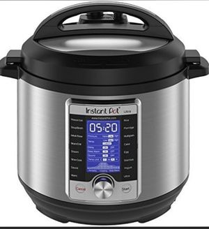 Instant Pot - Ultra 10 in 1 for Sale in Bethesda, MD