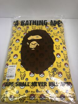 Bape X Pokemon Full Zip Hoodie XL for Sale in Falls Church,  VA