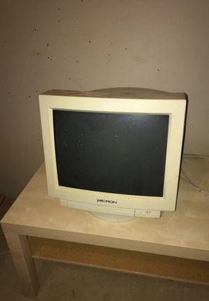 """Micron 15"""" monitor for Sale in Lilburn, GA"""