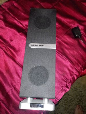 Soundlogic speaker for Sale in Houston, TX