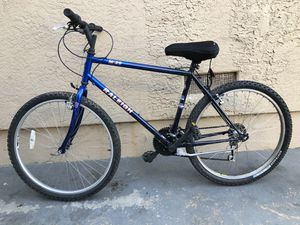 Raleigh mountain bike aluminum for Sale in San Diego, CA