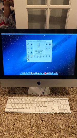 Apple I Mac 2010 for Sale in St. Louis, MO