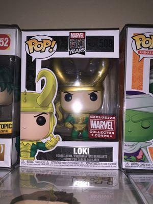 Loki Marvel Funko Pop for Sale in South Gate, CA