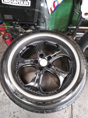 19 inch 5x114 for Sale in Manchester, CT