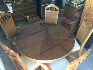 Kitchen Table & Chairs for Sale in Hollister, CA