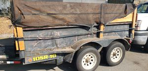 Dump trailer 10k 2002 BIG TX for Sale in San Diego, CA