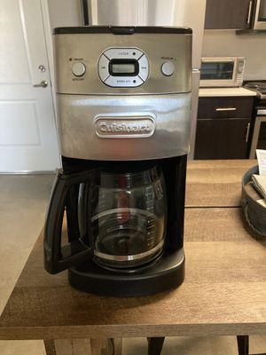 Cuisinart Coffee Maker for Sale in Fresno, CA