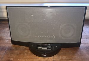Bose Sound Dock with carrying case and accessories for Sale in San Diego, CA