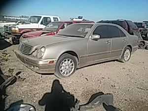 2001 Mercedes E320 4 Matic for parts for Sale in Phoenix, AZ