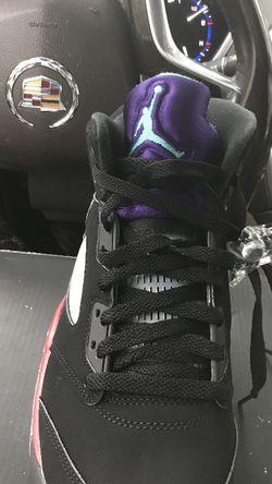 Jordan's 5 for Sale in Raleigh,  NC