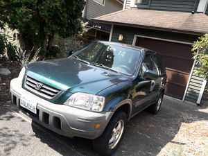 Honda CRV 2001 110,000 miles for Sale in Seattle, WA