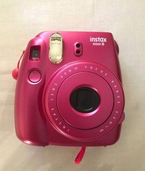 Instax mini 8 (description) for Sale in Los Angeles, CA