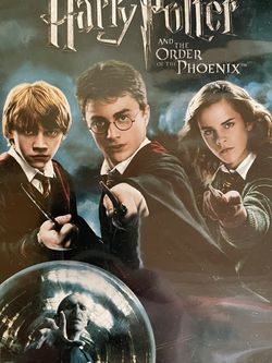 Harry Potter And The Order Of The Phoenix DVD for Sale in Houston,  TX