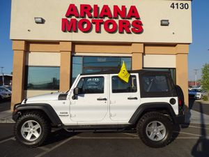 2012 Jeep Wrangler Unlimited for Sale in Las Vegas, NV