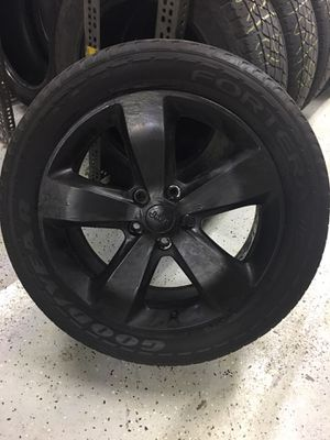 "Jeep Grand Cherokee 20"" Factory Wheels- Plasti Dipped for Sale in Southgate, MI"