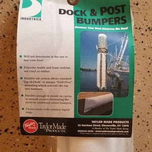 Dock And Post Bumper 6 Ft for Sale in St. Petersburg, FL